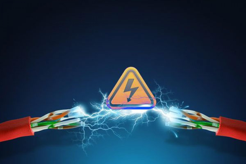Électricité photo de couverture