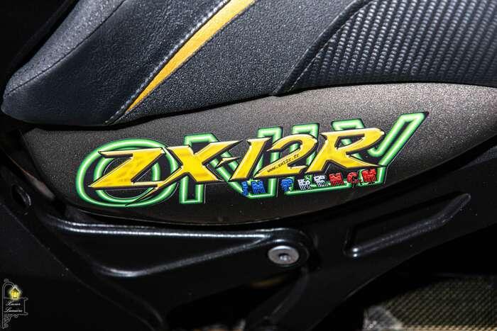 stickers ZX12R