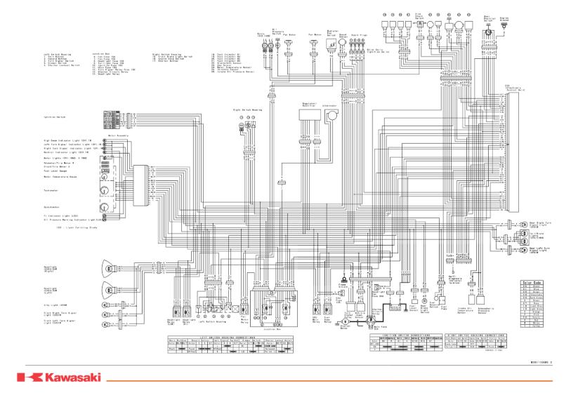 shema elec ZX-12R