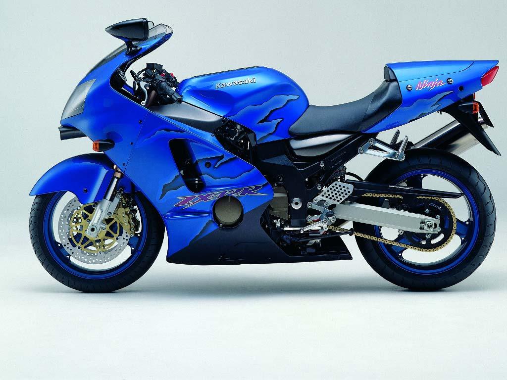 Kawasaki-ZX1200-A2 Candy Lightning Blue